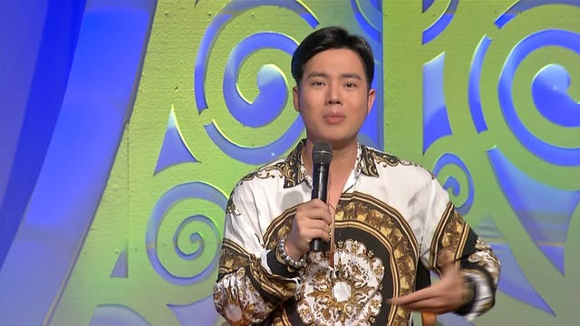 Giáng Ngọc Show | Ca sĩ Lưu Việt Hùng