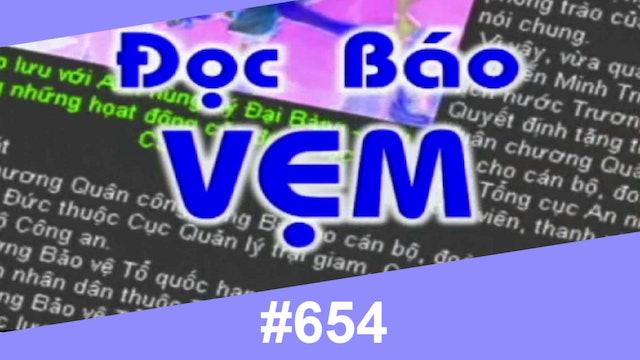 Đọc Báo Vẹm | Show 654