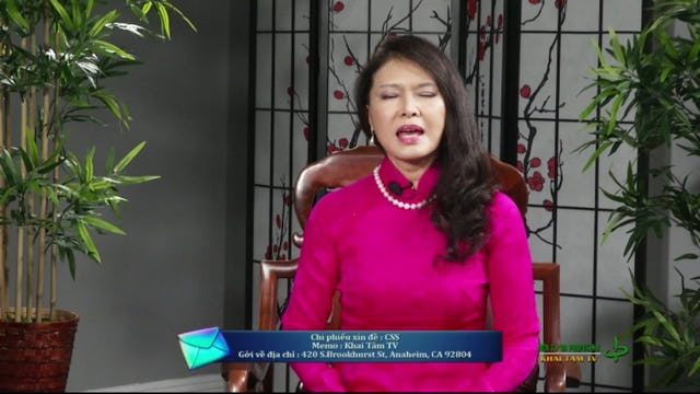 Khai Tâm | Show 655