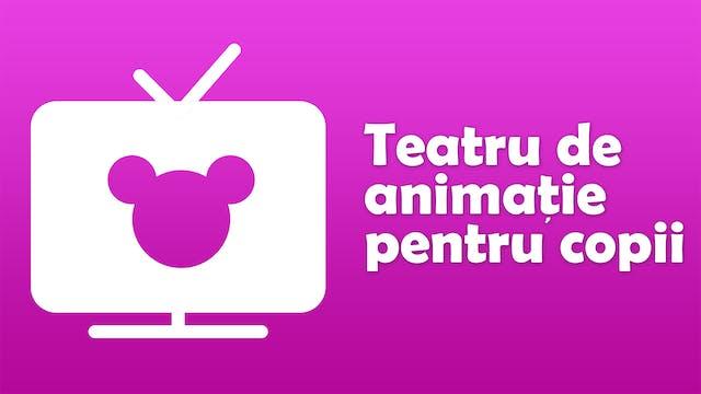 Teatru de animație pentru copii