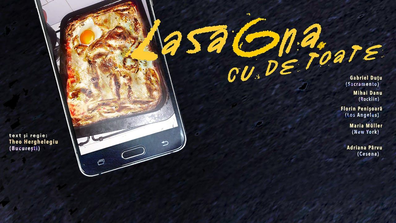 Lasagna. Cu de toate  // Comedie dramatică   15+