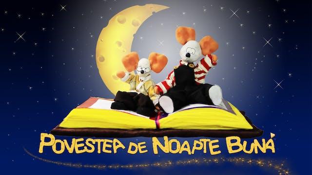 Povești de noapte bună pentru copii