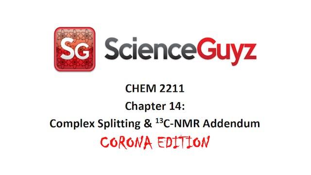 CHEM 2211 Chapter 14: NMR Addendum