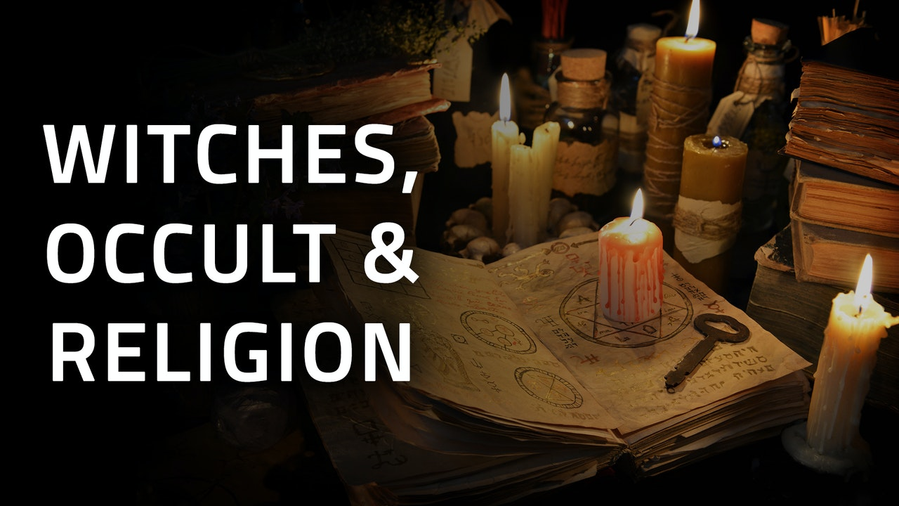 SUPERNATURAL | Witches, Occult & Religion