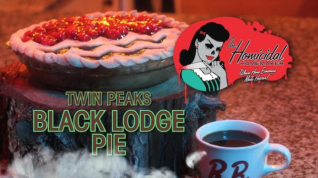 Homicidal Homemaker: Twin Peaks Black Lodge Pie Recipe