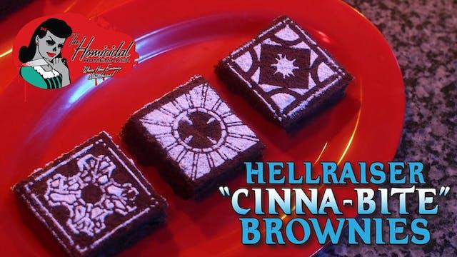 "Homicidal Homemaker: Hellraiser ""Cinn..."