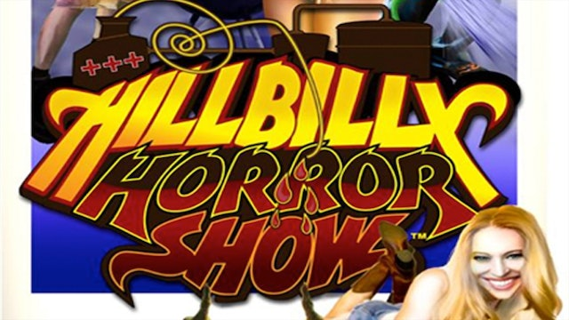 Hillbilly Horror Show Volume 4