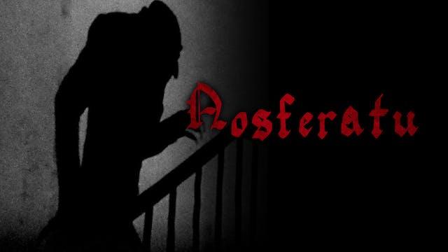 Nosferatu: A Symphony of Horror (Sile...