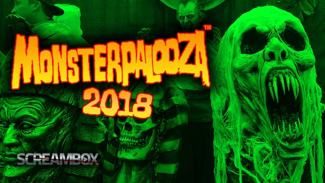 Monsterpalooza 2018