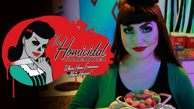 SERIES | Homicidal Homemaker