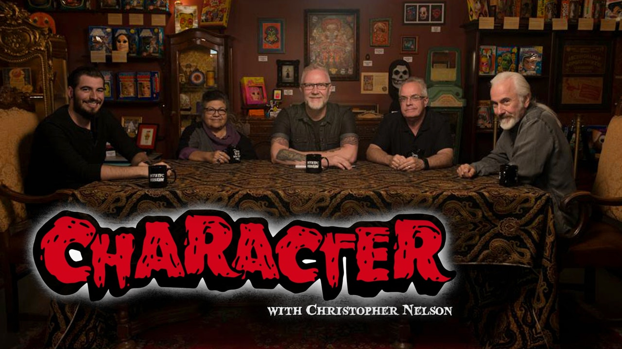 SERIES | Character with Christopher Nelson