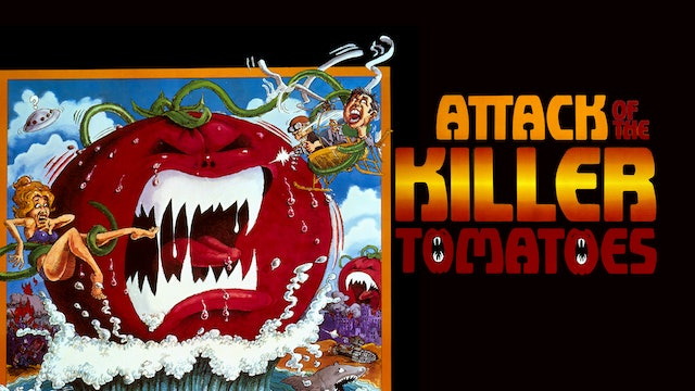 Attack of the Killer Tomatoes - Trailer