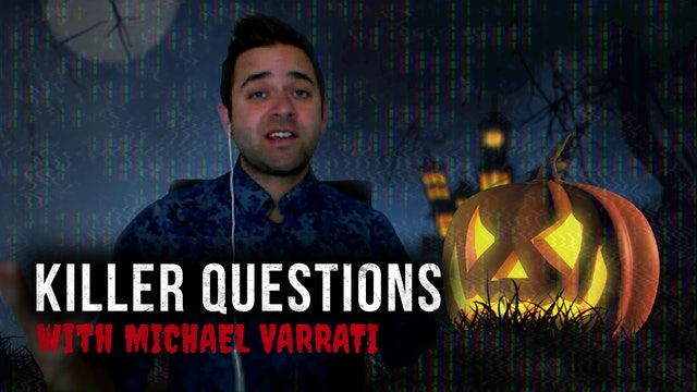 Killer Questions with Michael Varrati