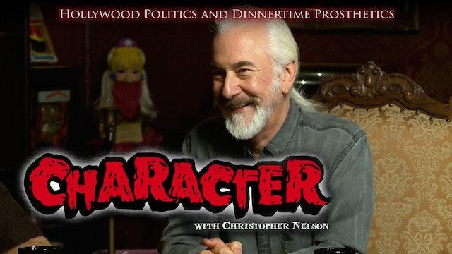 Hollywood Politics and Dinnertime Prosthetics