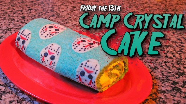 Homicidal Homemaker: Friday the 13th Camp Crystal Cake Recipe