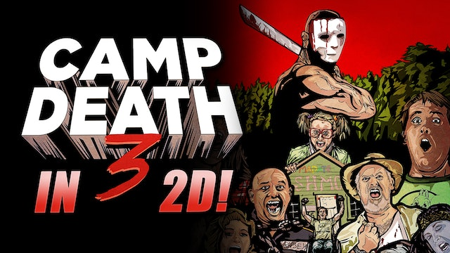 Camp Death III in 2D! - Trailer