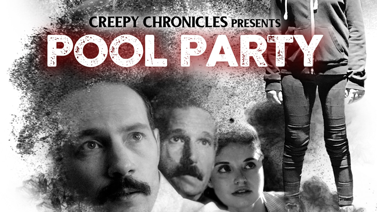 Creepy Chronicles: Pool Party