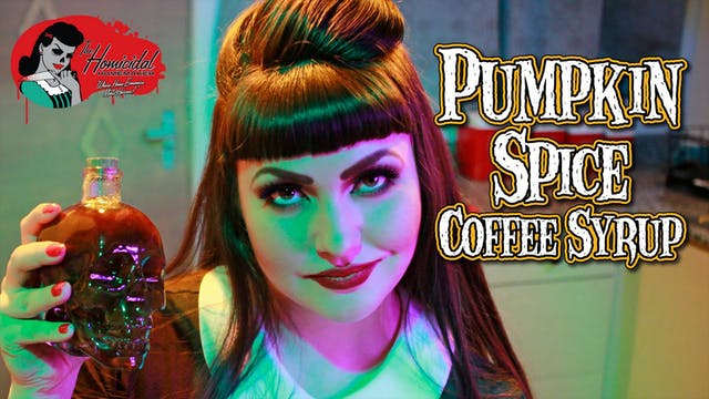 Homicidal Homemaker: Pumpkin Spice Co...