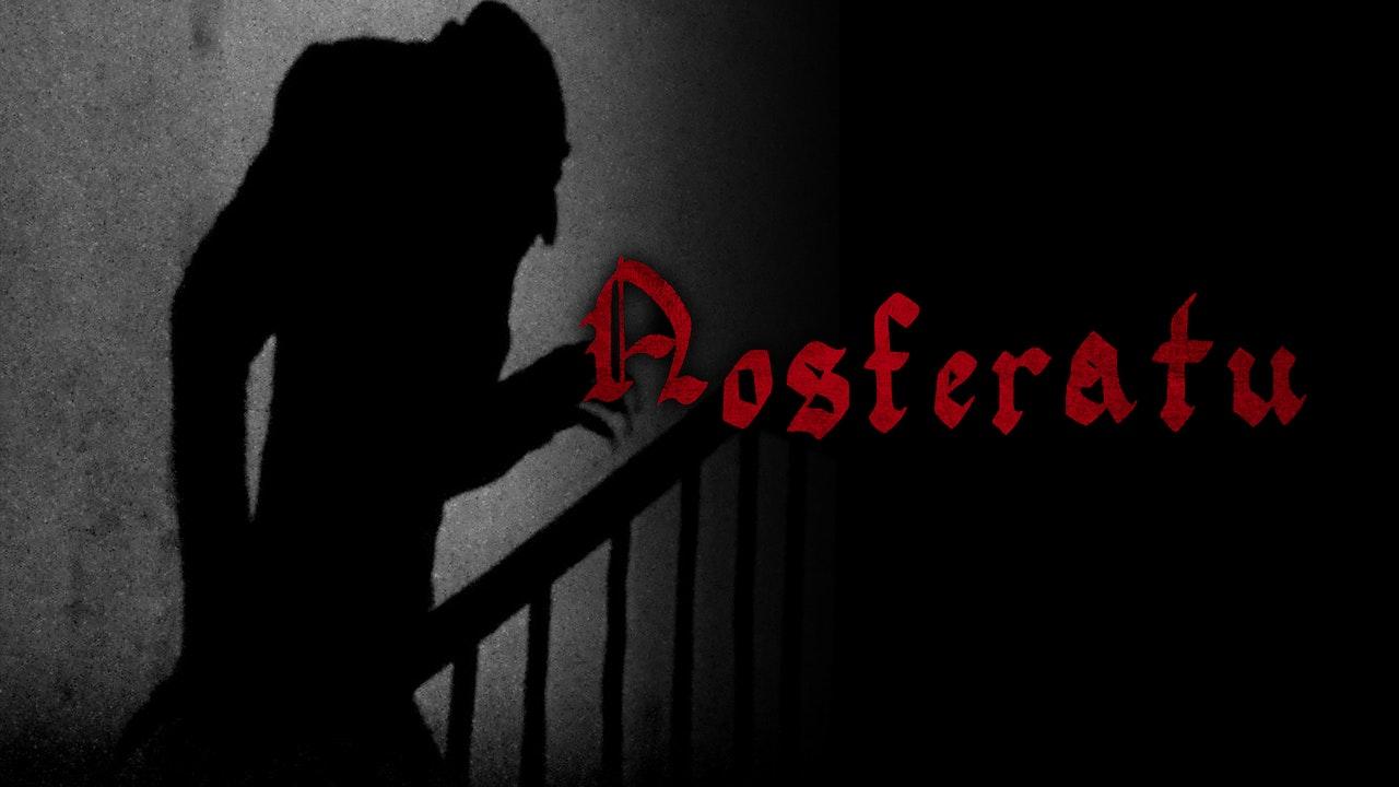 Nosferatu: A Symphony of Horror (Silent - 1922)