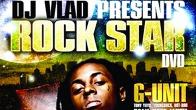 DJ Vlad Presents Rock Star - Video Magazine