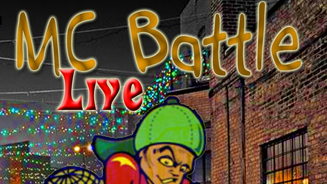 MC Battle Live - The Movie