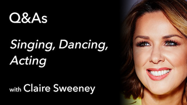 Q&A with Claire Sweeney