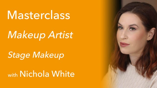 Exclusive Masterclass with Nichola Wh...
