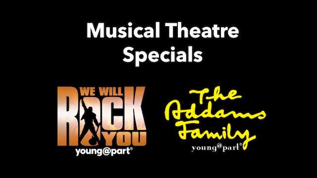 Musical Theatre Specials