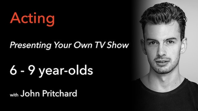 Presenting Your Own TV Show (1/3) Introduction & Creating Characters