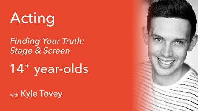 Finding Your Truth: Stage and Screen (2/3) From Stage to Screen