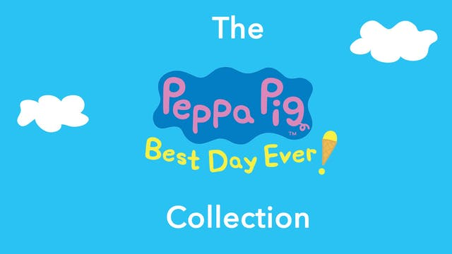 Peppa Pig: Muddy Puddles with Mel