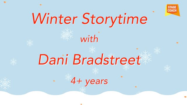 Winter Storytime with Dani Part 2 (4+...