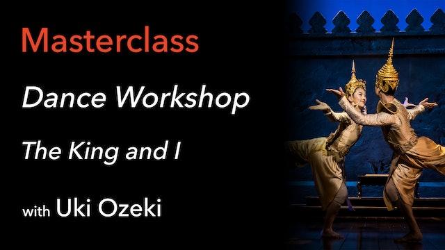 Masterclass: Dance Workshop