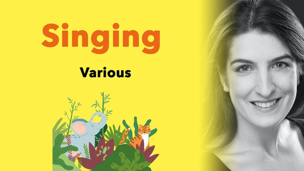 Singing - Various
