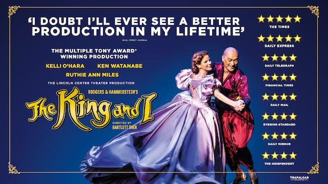The King and I Live from the London Palladium