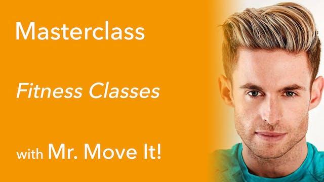 Mr. Move It! Fitness Classes