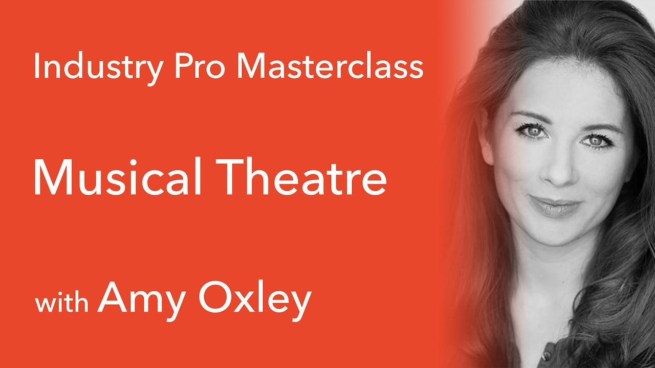 Industry Pro Masterclass with Amy Oxley
