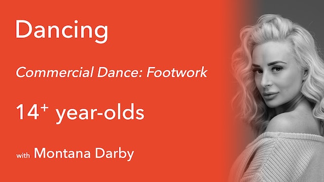 Commercial Dance (3/3) Footwork