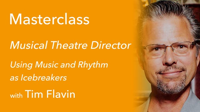 Exclusive Masterclass with Tim Flavin...