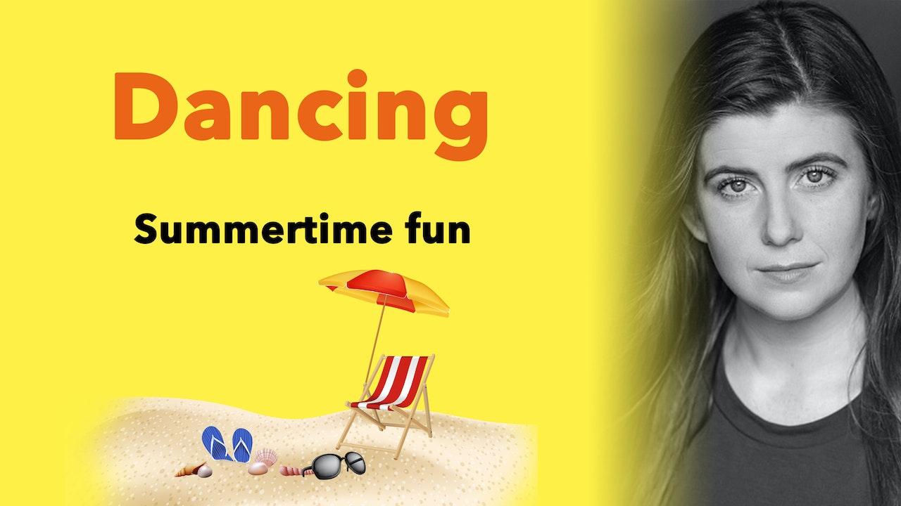 Free Bitesize Dancing (10mins): Summertime Fun!