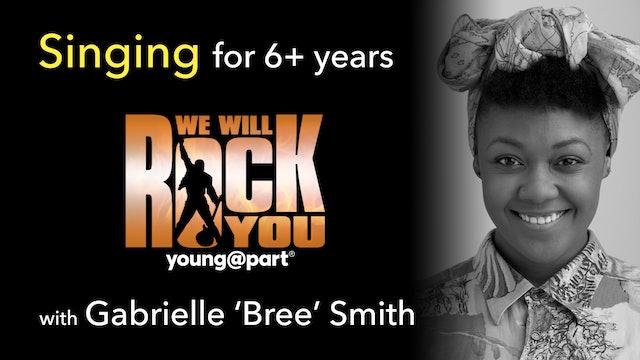 We Will Rock You (3/6) Under Pressure