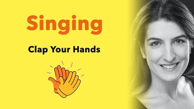Off We Go: Clap Your Hands