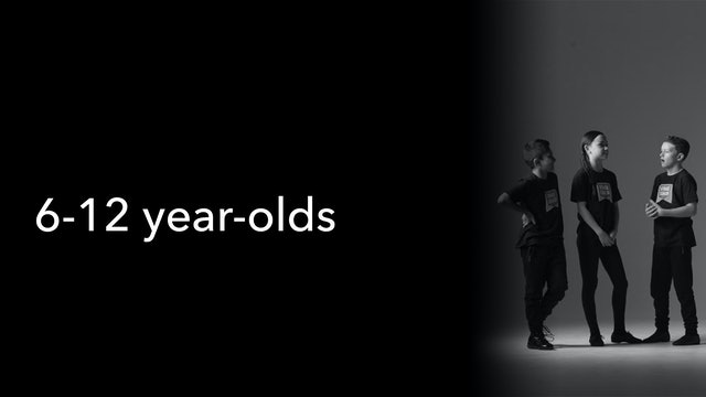 6-12 year-olds