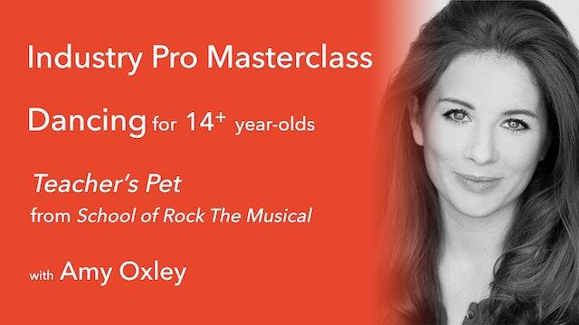 Industry Pro Masterclass (1/2): 'School of Rock'