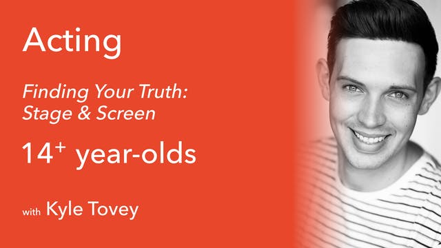 Finding Your Truth: Stage and Screen ...