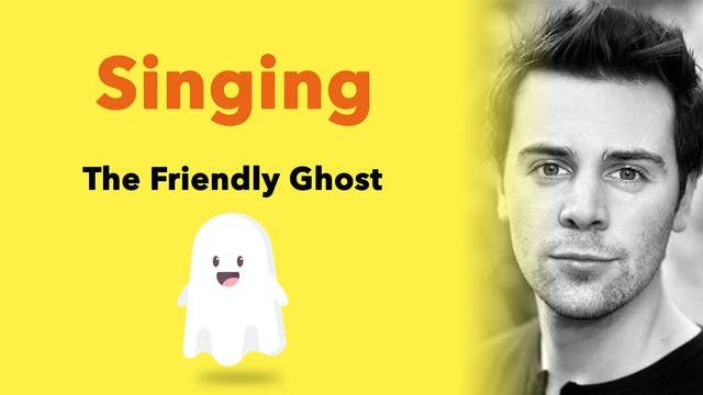 Creatures (2/2) The Friendly Ghost