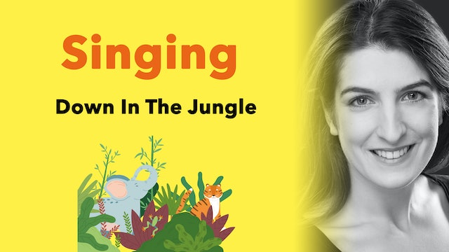 Off We Go: Down in the Jungle