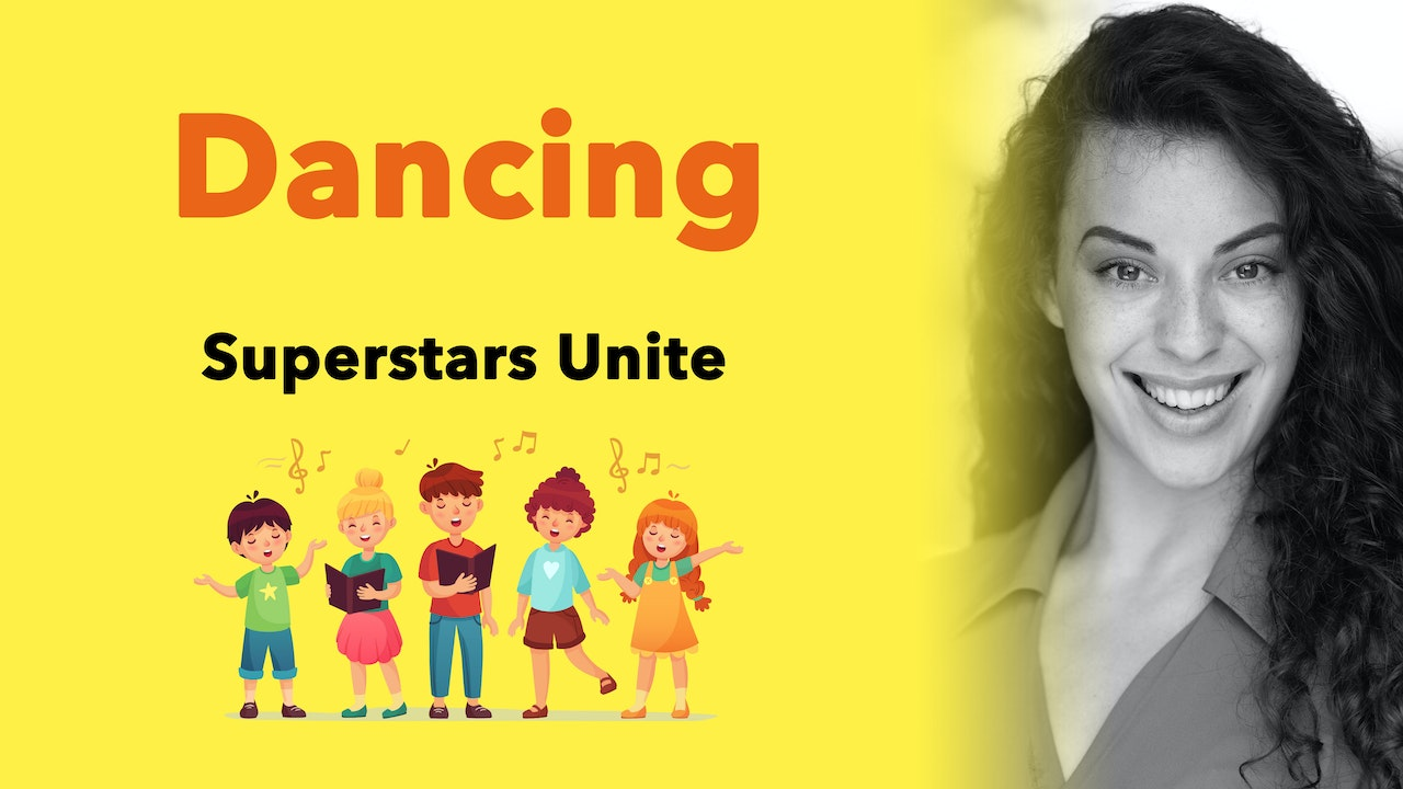 Stagecoach Exclusive Dancing (30 Mins): Super Stars Unite