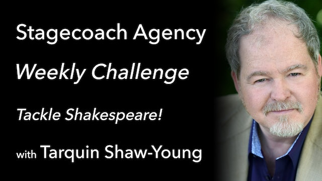 Exclusive Extra: Tackle Shakespeare Challenge (2/2)