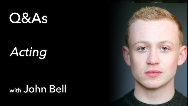 Q&A With John Bell
